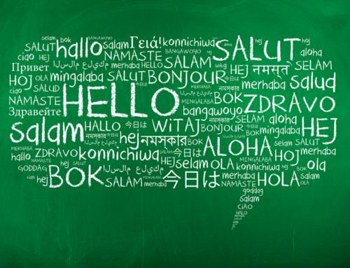 Language – Name – Identity