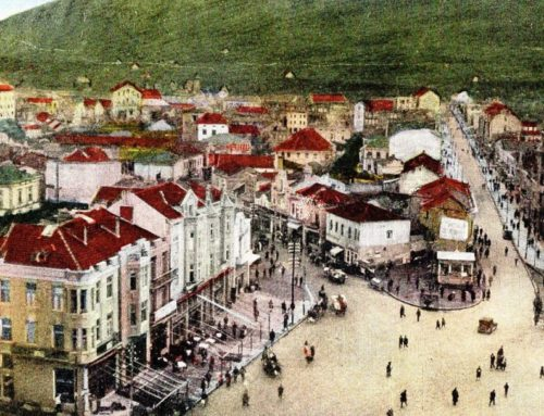Greetings from Skopje – Photos from the 'Old Days'