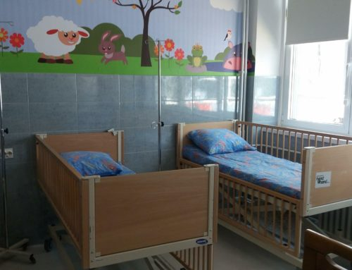 WMC-A Renovating Bitola Hospital – Children's Ward